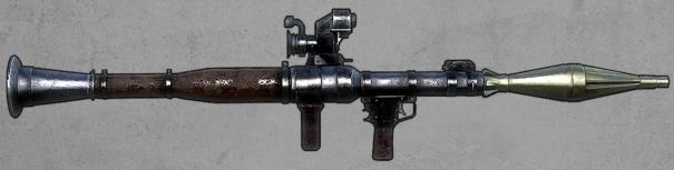 Battlefield Bad Company 2 Engineer RPG-7 AT