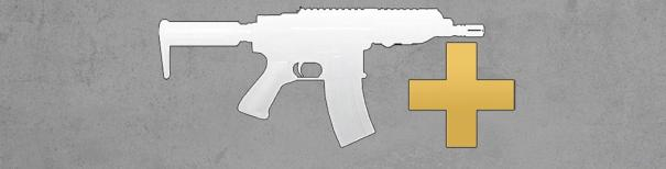 Battlefield Bad Company 2 Engineer Marksman SMG Traning
