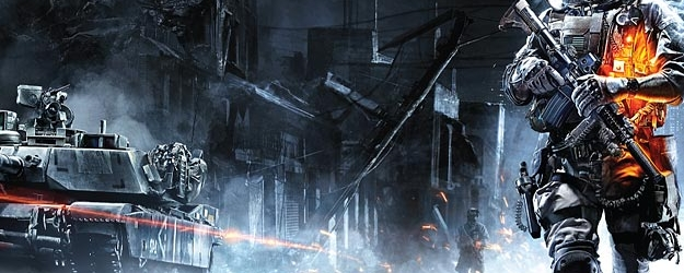 Battlefield 3 - Screenshot - Header