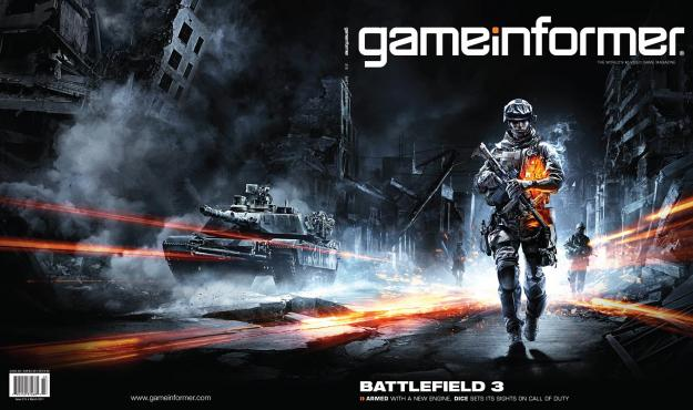 Battlefield 3 - Wallpaper